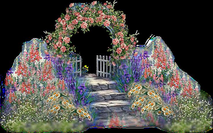 Gifs Jardin Portail Grillades